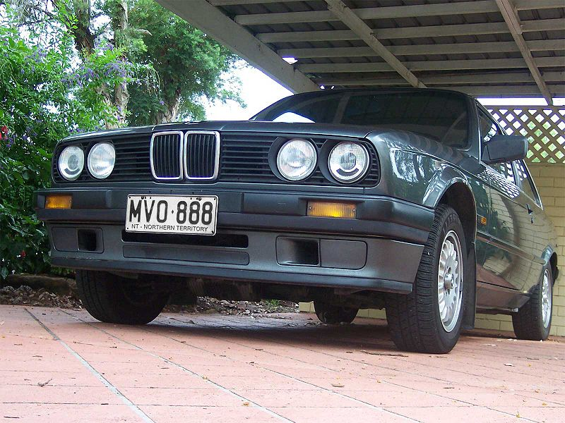 This Manual for BMW E-30 Series With Engine Type :
